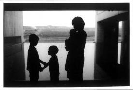 ハービー山口 ポストカード美術館のシルエット鳥取2007