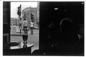 ハービー山口 ポストカードYESTERDAY LONDON 1976
