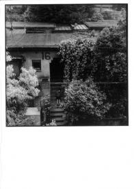 ハービー山口 ポストカード代官山17番地より 16号棟 東京1996