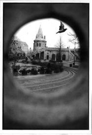 ハービー山口 ポストカードFORTRESS BUDAPEST 1989