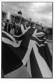 ハービー山口 ポストカードDANCING FLAG LONDON 1981