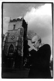 ハービー山口 ポストカードLISA CAMBRIDGE 1981
