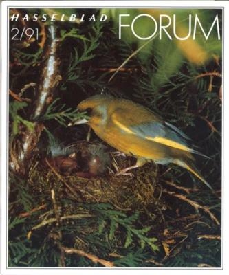 HASSELBLAD FORUM 1991年2月号(英語版)