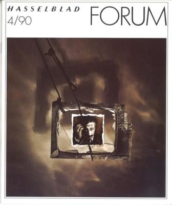 HASSELBLAD FORUM 1990年4月号(英語版)