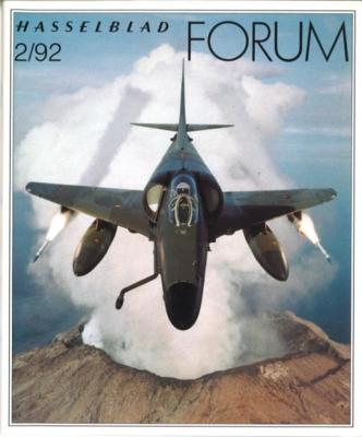 HASSELBLAD FORUM 1992年2月号(英語版)