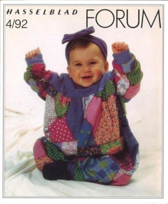 HASSELBLAD FORUM 1992年4月号(英語版)