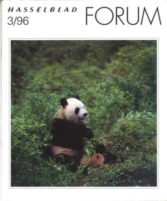 HASSELBLAD FORUM 1996年3月号(英語版)