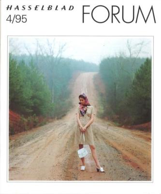 HASSELBLAD FORUM 1995年4月号(英語版)
