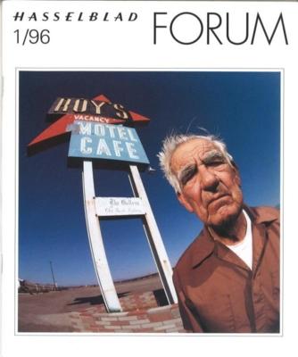 HASSELBLAD FORUM 1996年1月号(英語版)