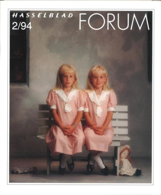 HASSELBLAD FORUM 1994年2月号(英語版)