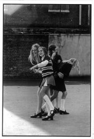 ハービー山口 ポストカードSCHOOL FRIENDS BRIGHTON 1973