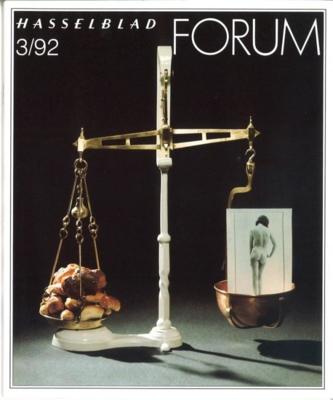 HASSELBLAD FORUM 1992年3月号(英語版)