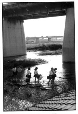 ハービー山口 ポストカード夏 一瞬の風 東京2004