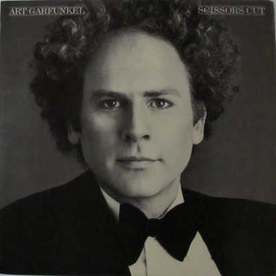 ART GARFUNKEL/SCISSORS CUT(LP)