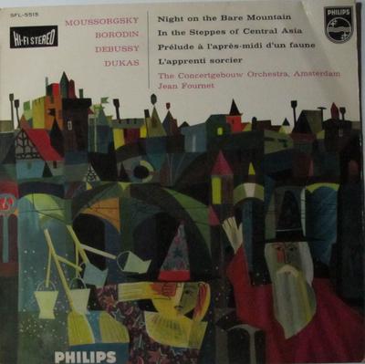 華麗なる演奏会第2集 ジャン・フールネ指揮 アムステルダム・コンセルトヘボウ管弦楽団