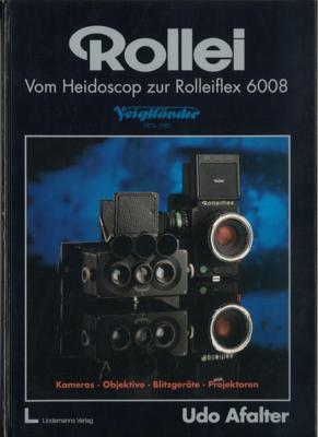Rollei Vom Heidoscop zur Rolleiflex 6008