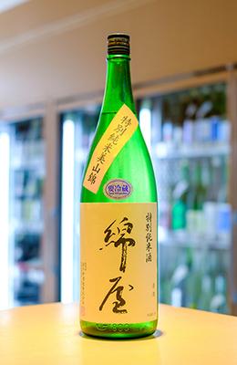 錦屋 特別純米酒 美山錦 1.8L