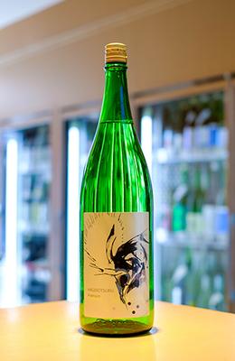 萩の鶴 純米吟醸 プレミアム 1.8L