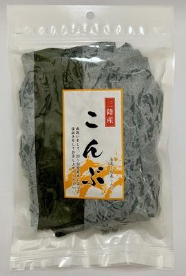 三陸産塩蔵こんぶ300g