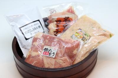 鶏鍋セット(野菜なし)