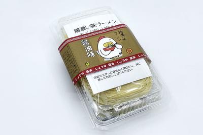 鶏醤油ラーメン1食