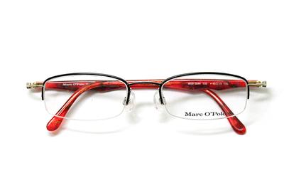 MarcO'Polo マルコポーロ MP 3644-139 ブラック/レッド【ユニセックス】【男女兼用】