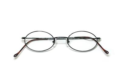 薄型レンズ付メガネセット Union Atlantic  ユニオンアトランティツク UA 3600-8 ハリスブルー【ユニセックス】【男女兼用】