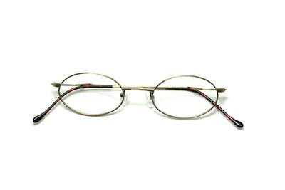 薄型レンズ付メガネセット Union Atlantic  ユニオンアトランティツク UA 3600-11 アンティークゴールド【ユニセックス】【男女兼用】