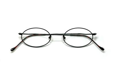 薄型レンズ付メガネセット Union Atlantic  ユニオンアトランティツク UA 3600-9 ブラック【ユニセックス】【男女兼用】