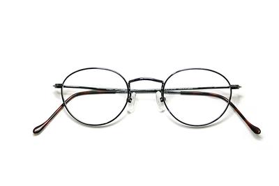 薄型レンズ付メガネセット Union Atlantic  ユニオンアトランティツク UA 3602-8 パリスブルー【ユニセックス】【男女兼用】