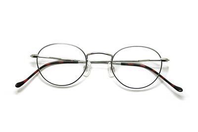 薄型レンズ付メガネセット Union Atlantic  ユニオンアトランティツク UA 3602-22 マットシルバー【ユニセックス】【男女兼用】