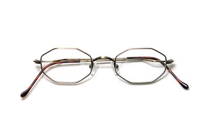 薄型レンズ付メガネセット Union Atlantic  ユニオンアトランティツク UA 3603-11 アンティークゴールド【ユニセックス】【男女兼用】