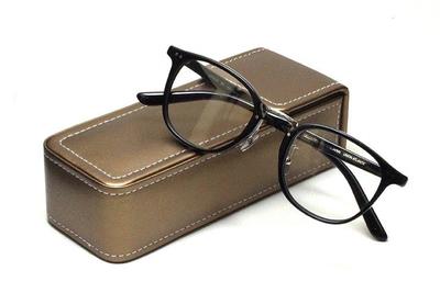 薄型レンズ付メガネセット Union Atlantic  ユニオンアトランティツク UA 3620-BK ブラック【セルロイド】【ユニセックス】【男女兼用】