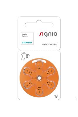 シグニア 補聴器空気電池PR48(13)