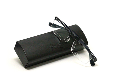 シャルマン Lineart ラインアート XL 1028-BK ブラック【エクセレンスチタン】【メンズ】【男性用】