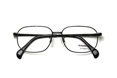 マルマン TITANOS(チタノス) T 1105-CB3(ガンメタ)【メンズ】【男性用】【新色】【日本製】【ピュアチタン】