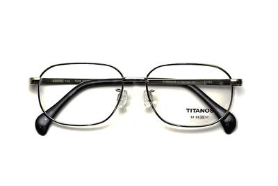 マルマン TITANOS(チタノス) T 1105-WP(シルバー)【メンズ】【男性用】【新色】【日本製】【ピュアチタン】