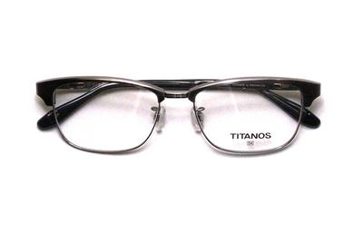 マルマン TITANOS(チタノス) T 1424-GR(グレー)【メンズ】【男性用】【日本製】