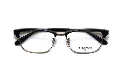 マルマン TITANOS(チタノス) T 1424-BK(ブラック)【メンズ】【男性用】【日本製】