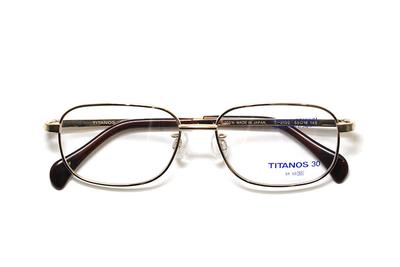 マルマン TITANOS30(チタノス30) T 3102-GP(ゴールド)【メンズ】【男性用】