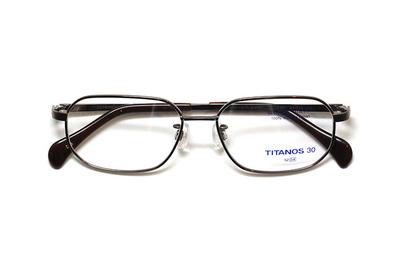 マルマン TITANOS30(チタノス30) T 3102-CV5(ブラウン)【メンズ】【男性用】