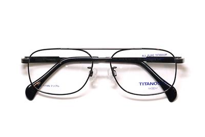 マルマン TITANOS30(チタノス30) T 3123-CB1(ダークグレー)【メンズ】【男性用】【日本製】【ピュアチタン】