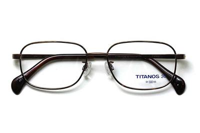 マルマン TITANOS30(チタノス30) T 3102-CV1(ライトブラウン)【メンズ】【男性用】
