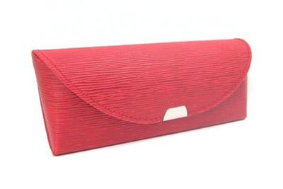 パールメガネケース SA20S-RED