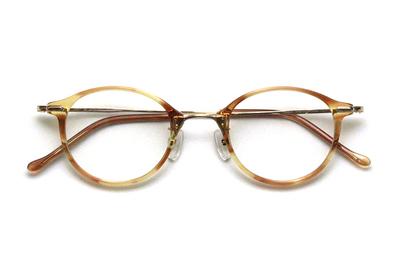 薄型レンズ付メガネセット Union Atlantic  ユニオンアトランティツク UA 3617-BR ブラウンササ【ユニセックス】【男女兼用】