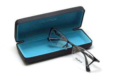 薄型レンズ付メガネセット PLUSMIX プラスミックス 13726-160 ブラック【2020 夏モデル】【メンズモデル】