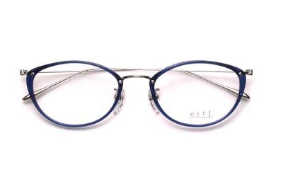 薄型レンズ付メガネセット Hamamoto H ハマモト エイチ H 1156-4 ネイビー【レディース】【女性用】【日本製】【軽量フレーム】【プラスチック】