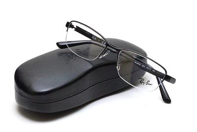 薄型レンズ付メガネセット Rayban レイバン 6453D-2503 マットブラック【ユニセックス】【男女兼用】【メタル】