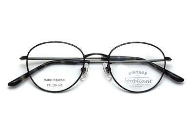 Loopliant  ループライアント LP 09-47-4 グレーデミ/グレー【ユニセックス】【男女兼用】【日本製】