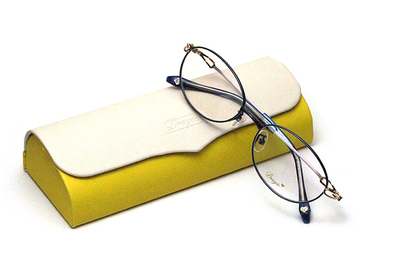 Dragee ドラジェ silk ribbon 3 ネイビーヘアーライン/パールホワイト【レディース】【女性用】【日本製】